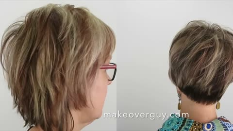 MakeOver: Sassy & Classy by Christopher Hopkins - The Makeover Guy®