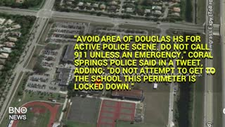 Active Shooter at Stoneman Douglas High School in Parkland, Florida (Updated) - Video