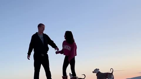 Epic fails: Marriage proposal goes horribly wrong