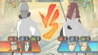 Naruto Ultimate Ninja Storm Revolution | Juubito vs Sennin Rikudou Madara - Video