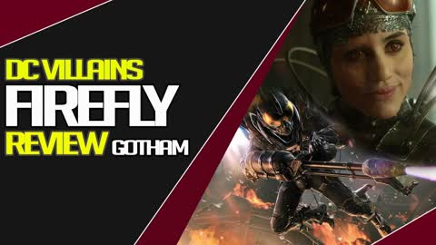 E1: Opinion Perspective on Gotham Villains by a Normie on Firefly and its Comic-book Counterpart.