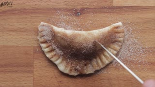Pumpkin Spice Empanadas - Just In Time For Fall! - Video