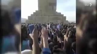 Iranians arrested after celebrating ancient Persian king Cyrus the Great - Video