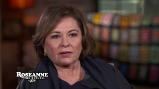 Roseanne Barr Breaks the Narrative, Says America Is 'Lucky' to Have Trump as President - Video