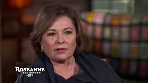 Roseanne Barr Breaks the Narrative, Says America Is 'Lucky' to Have Trump as President