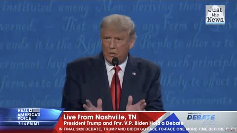Trump: Not everyone can afford to 'lock ourselves in a basement like Joe does'
