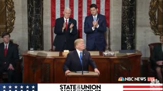 ACLU Accuses Trump of Using 'Slur' During His Unifying SOTU Speech — It Backfires Immediately - Video