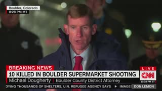 Boulder shooting press conference