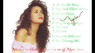 The best songs of singer Ngoc Lan (Full HD 720p) - Video