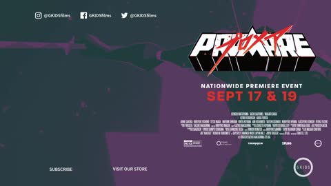 PROMARE English Dub Showing in Japan at Select Theaters