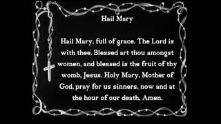 Luminous Mysteries of the Holy Rosary