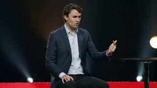 Charlie Kirk: Finding Your Inner Daniel