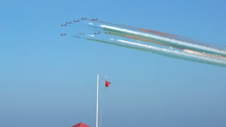 Frecce Tricolori - Video