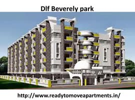 Dlf Beverely park Gurgaon @9650268727 - Video
