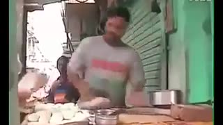 Meanwhile in India one  site - Video