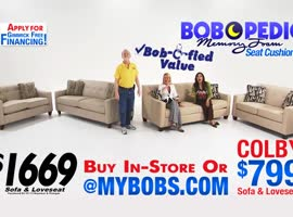 Bobs Discount Furniture 10 - Video