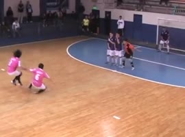 Good trick and great gool - Video