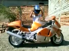 Super Bike Illusion - Video