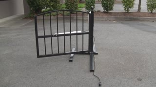 Electric Gate Openers - Video