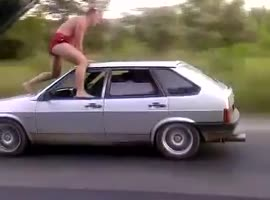 Surfing the Russian style