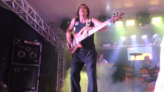 Bass Player Steals the Show! - Video