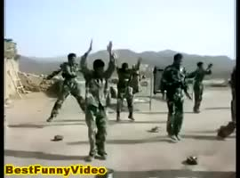 but very very lazy soldiers