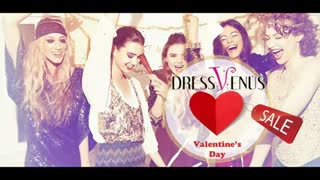 Dressvenus valentine's day 2014 - Video