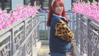 Korean Winter Fashion Styling Video by Fashiontoany - Video