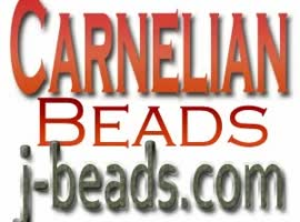 Natural Carnelian Gemstone Beads Jewelry - Video