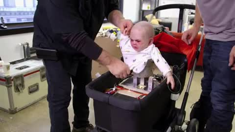 Remote-Controlled Devil Baby Torments New York City