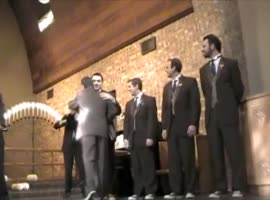 Slap Bet Groom Slaps Groomsman during Wedding Ceremony - Video