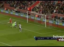 All Goals - Southampton 2-3 Aston Villa (04-12-2013) Highlights - Video
