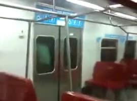 HOW TO GET INTO THE SUBWAY IN VENEZUELA - Video