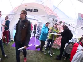 Herbies Presents (Day 3) Cannafest 2013 Prague - Video