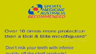 Mouthguards Wa - Video