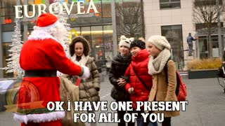 Drunk Santa Claus! - Video