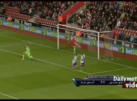 All Goals - Southampton 2-3 Aston Villa (04-12-2013) - Video