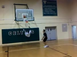 dunk and shooting table - Video
