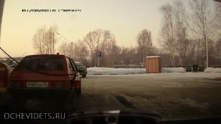 Russian charging station - Video