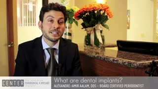 Los Angeles Tooth Implant - Video
