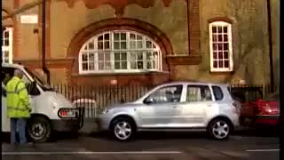 Funny way to park - MUST WATCH:)