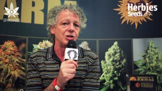 Barney's Farm Seeds Interview @ Spannabis 2014 - 15-17 March - Video