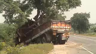 Road Accident In India - Video