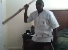 How african wakes up