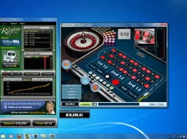 Roulette Strategy - How to Win €127 in 23 Minutes with a simple Roulette System! - Video