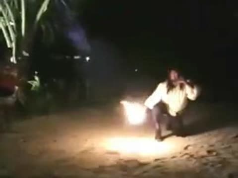 The Fire Breathing Act Gone Wrong