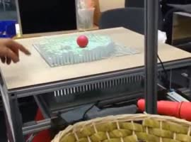 EPIC MORPHING TABLE - Video