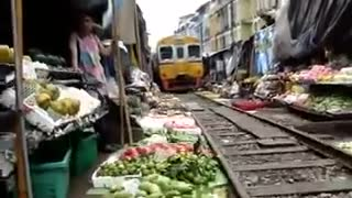 Market Right On The Railroadd - Video