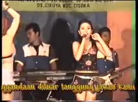 A Bottle Dangdut Dancing HOT - Video