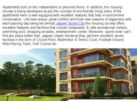 Jaypee Udaan New Project IN Yamuna Expressway Noida